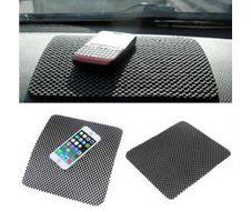 Antislip mat for car dashboard