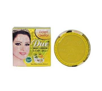 Due Whitening Beauty Cream - 40g