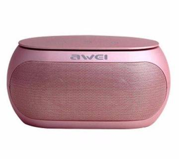 Awei Y-200 Bluetooth Speaker - Rose Gold