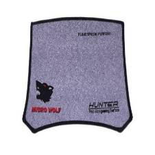 Wild Wolf Hunter Micro Gaming Mouse Pad