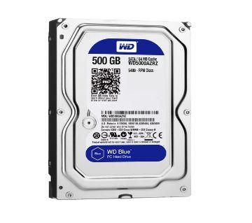 Western Digital (WD) 500GB Blue SATA HARD DRIVE