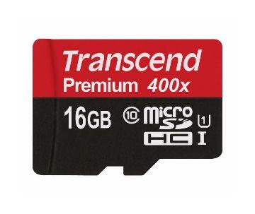 Transcend 16GB 400x Class 10 মেমোরি কার্ড