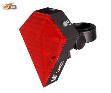 Bicycle Laser Light