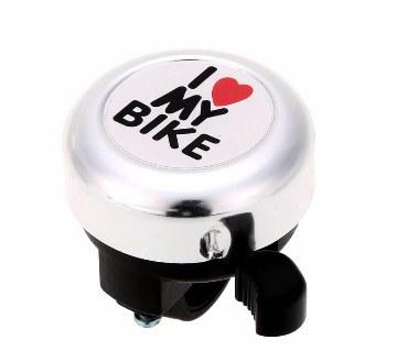 I Love My Bike বেল