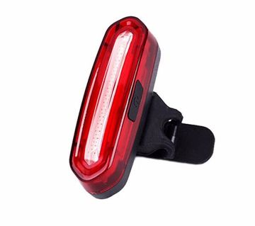 USB rechargeable rear light
