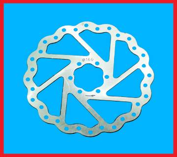 160mm bicycle rotor