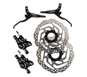 Shimano Br M355 brake set with Rotor
