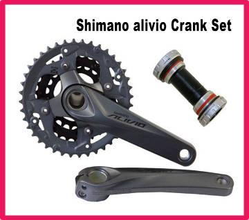 Shimano alivio Crank Set