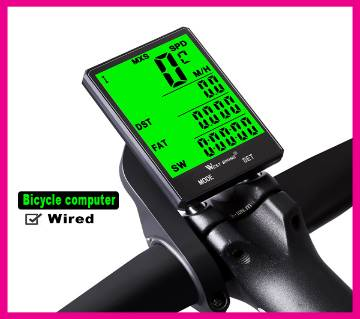 WEST BIKING Bicycle Wired Speedometer