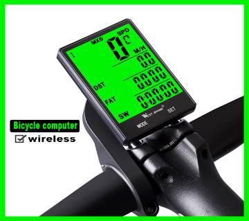WEST BIKING Bicycle Wireless Digital Speedometer Computer