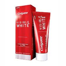 Colgate Visible White টুথপেস্ট 100gm India
