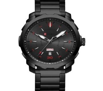 CURREN 8266 Black Watch For Men