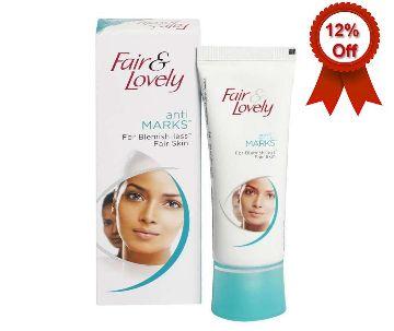 Fair & Lovely Anti Marks Cream - 50gm-12% OFF !