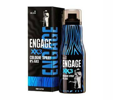 Engage Cologne Spray XX3 For Men 165ml India