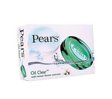 Pears Oil-Clear Soap Bar 125gm India