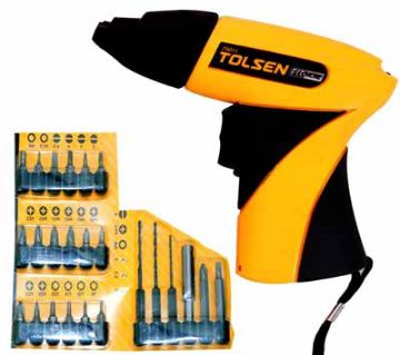 Tolsen Rechargeable Drill Machine