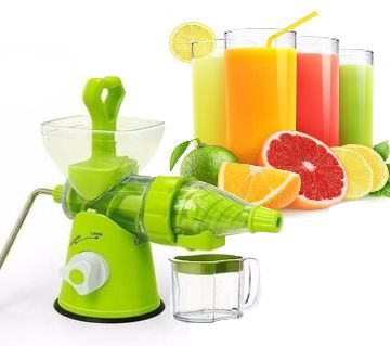 Manual Juice maker