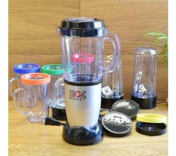 Magic bullet blender 21 pcs set