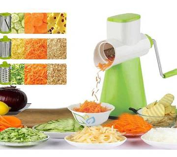 Vegetable cutter and slicer