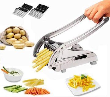 French Fry potato cutter