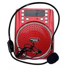 Portable Mini Speaker With Microphone বাংলাদেশ - 7495691