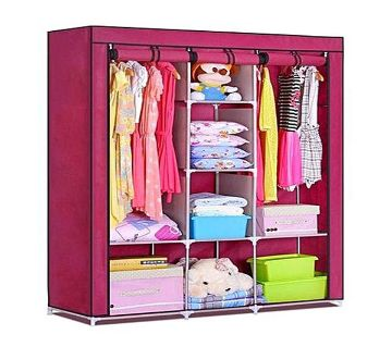 Cloth & storage wardrobe for Home And office