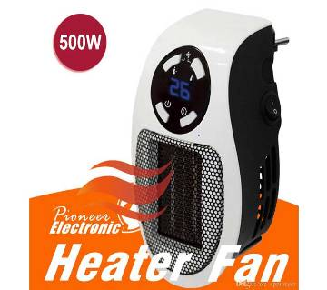 Portable Space Heater, 500W