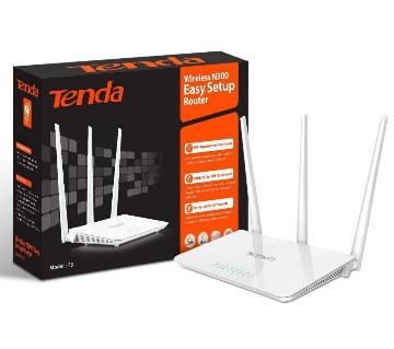 TENDA F3 ওয়্যারলেস রাউটার