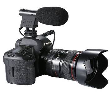 DSLR Top Mounted MICROPHONE