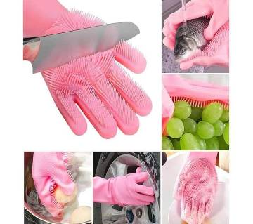 Hand gloves for the kitchen