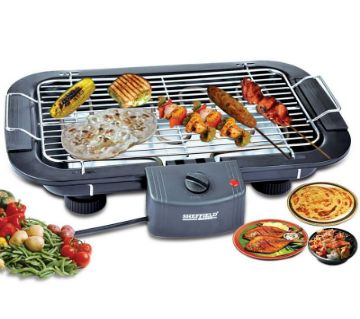 Electric BBQ Grill Maker.