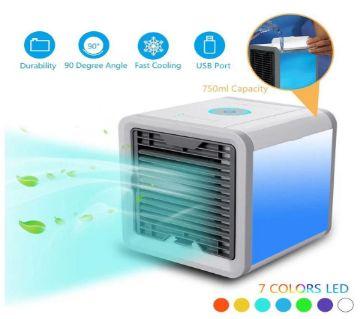 Mini portable air conditioning fan