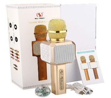 YS-69 Magic Karaoke Bluetooth Microphone.