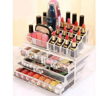 Cosmetics storage box.