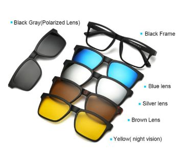 6 in 1 Sunglasses