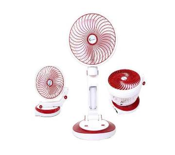 Rechargeable LED Light & Fan