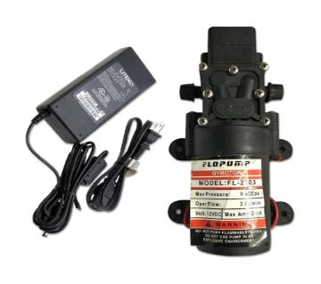 12V DC   FOR BIKE WASH & GARDEN IRRIGATION