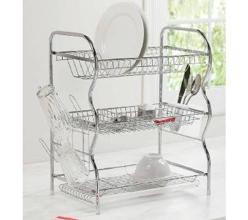 3 LAYER KITCHEN RACK