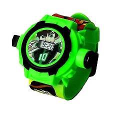 Ben 10 কিডস প্রজেক্টর ওয়াচ - Green