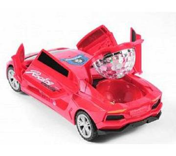 Dream Super Car Open The Door -Red toy for kids