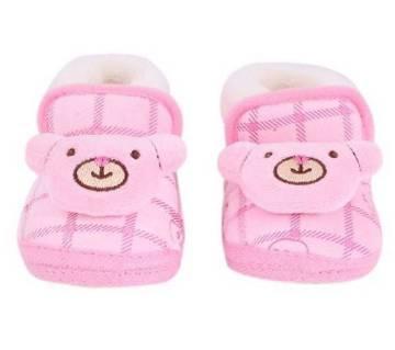 Baby organic cloth shoe