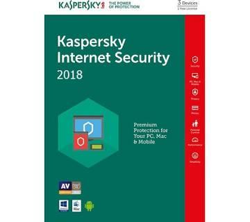 3-userInternet Security KASPERSKY