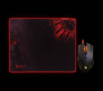 A4Tech Bloody Q5081S Gaming Mouse & PAD