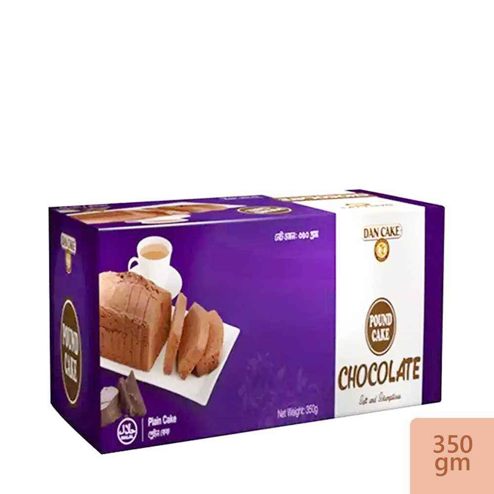 Dan Cake Chocolate Pound Cake 320 gm