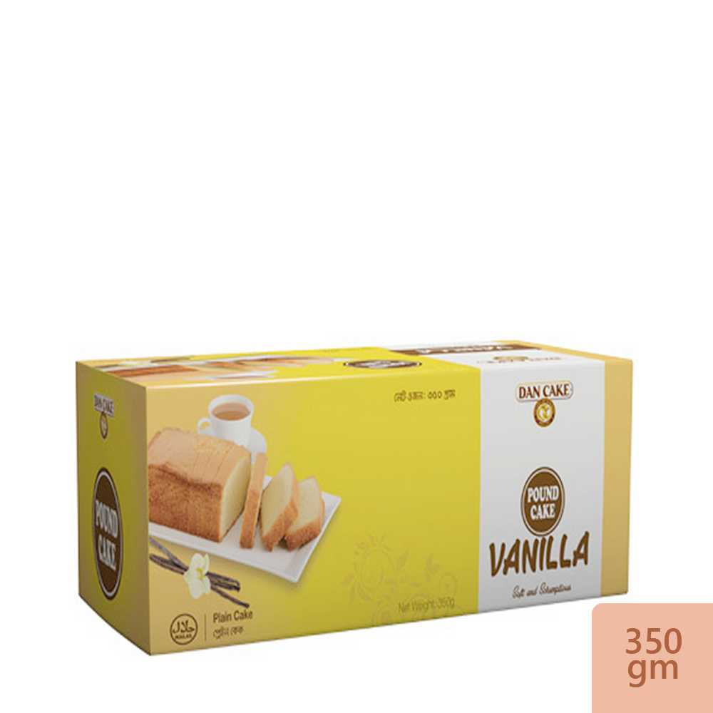 Dan Cake Vanilla Pound Cake 320 gm