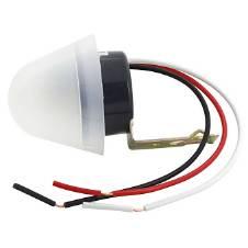 Out Door Lighting & Street Lamp Control Sensor Switch 220V/50-60HZ