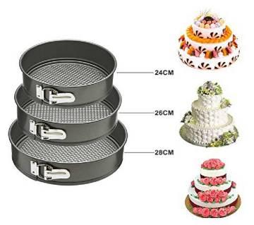 3 PCS Non Stick Baking Pan