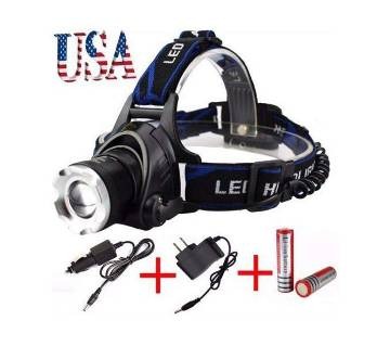 Led Rechargeable Head Light