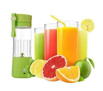 USB Rechargeable Fruit and Vegetable Blender