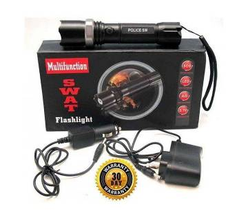 Swat Army Rechargeable Flash Lights